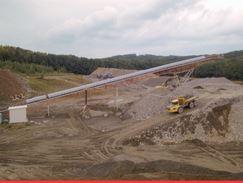 long conveyor belt lifetime